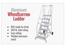 Aluminum Wheelbarrow