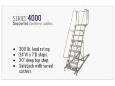 Series 4000 Cantilever Ladders