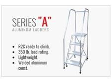 series a aluminum ladder
