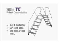 Series PC Portable Crossover Ladders