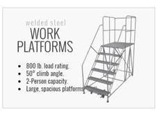 Welded Steel Work Platforms