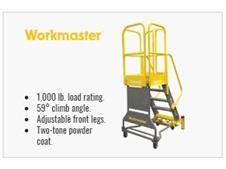 Workmaster Super Duty Ladder