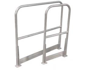 Bolt-On Aluminum Railings