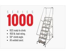 Series 1000 Rolling Ladders