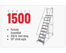 Series 1500 Rolling Ladders