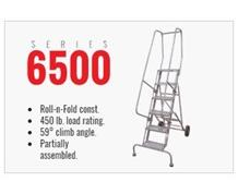 Series 6500 ROLL-N-FOLD LADDER
