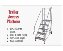 Trailer Access Ladder