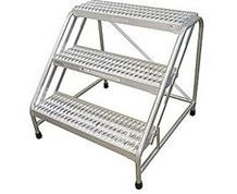 Aluminum Step Up Stand