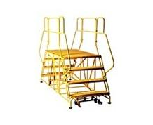Welded Steel Work Platforms - Series DWP
